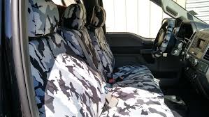 Camo Truck Seat Covers Ford F150 - camo seat covers guaranteed exact fit for your car