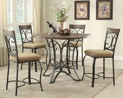 BedroomDiscounters Counter Height Dining - Oak counter height dining room tables