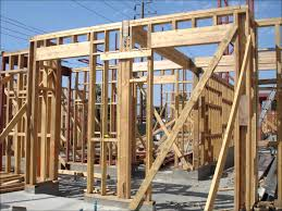 structural steel wood framing