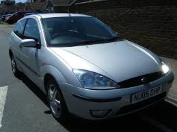 ford focus 2005 1 6 petrol 5 speed manual mot till 7th june 2018