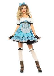alice wonderland halloween costume masquerade express