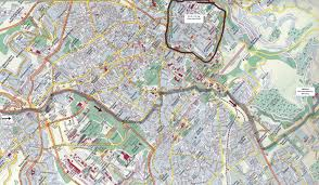 Jerusalem World Map by Large Jerusalem Maps For Free Download And Print High Resolution