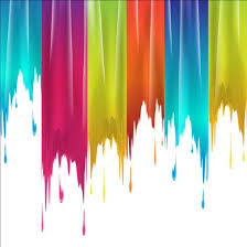 colored paints drip background vector 04 vector background free