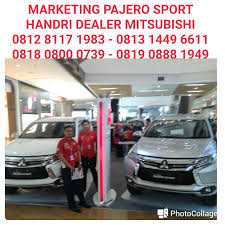 pajero sport mitsubishi pos pengumben marketing pajero sport dealer mitsubishi 081281171983