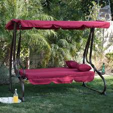 swing bench with canopy design designs ideas and decors