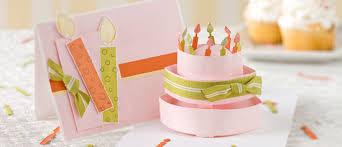 big shot birthday cake stamping with kristen