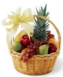 fruit basket ideas charming basket filled with orchard fresh apples oranges and