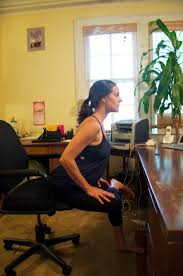 Yoga Poses You Can Do At Your Desk Five Yoga Poses You Can Do At Your Desk Sarasota Magazine