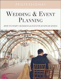 wedding planner business division for enterprise development