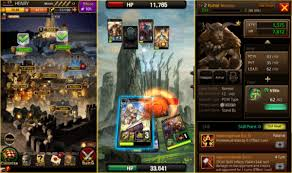 tcg android social legion building tcg battle for the throne conquers the