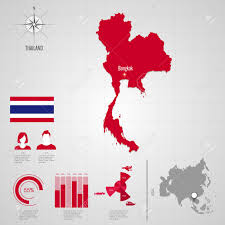 Thailand On World Map by 100 Thailand Map Pin Stock Illustrations Cliparts And Royalty