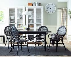 stühle esszimmer günstig esstisch mit stühlen günstig inklusive tisch holz schwarz mit fuß