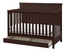 Convertible Cribs With Drawers Stork Craft Davenport 5 In 1 Convertible Crib With Drawer