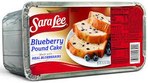 sara lee desserts sweetens pound cake portfolio with two new
