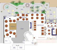 hotel restaurant floor plan event space floor plans kimpton vero beach hotel spa