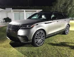 velar land rover interior 2018 range rover velar first drive sophistication meets