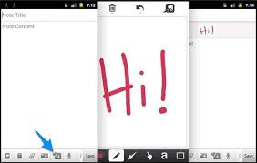 skitch android evernote for android updates now integrates with skitch offline