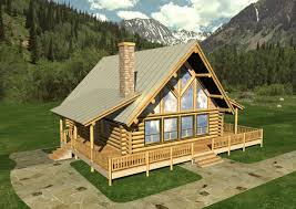 21 beautiful log home floor plans with basement house plans 30114