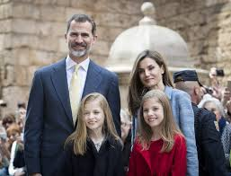 spanish royal family easter photos 2017 popsugar latina