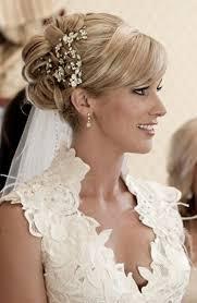 idee coiffure mariage chignon haut mariage avec voile coiffures et beauté que j adore
