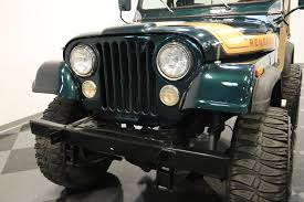 dark green jeep cj 1976 jeep cj5 my classic garage