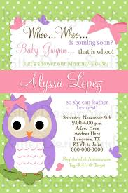 purple owl baby shower decorations purple and green baby shower invitations party xyz