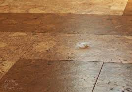 our cork floors one year report pretty handy