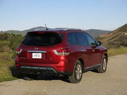 pathfinder nissan 2008 2015 nissan pathfinder 4x4 review with video the truth about cars