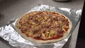 ferraris pizza pizza tuna thunfisch zwiebel mit g3 pizzaofen