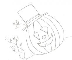 pumpkin coloring book kids coloring