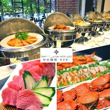 cuisine 馥s 60 我只推薦好東西 2018最新 台北馥敦飯店南京館 2人日安西餐廳自助午或
