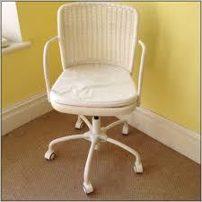 Swivel Chairs Ikea White Swivel Desk Chair Ikea Chairs Home Decorating Ideas Hash