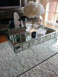 estelle mirrored coffee table collection in mirrored coffee tables 25 best ideas about mirrored