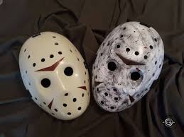 Jason Halloween Mask inspired jason voorhees mask friday the 13th horror halloween