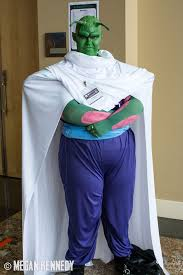 Piccolo Halloween Costume Photos Anime Banzai 2015 U2013 Slug Magazine