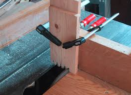 home made table saw finger joint jig