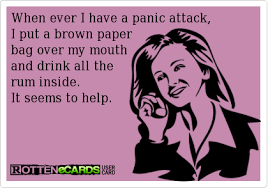 Panic Attack Meme - whenever i have a panic attack