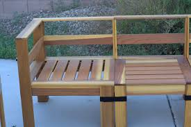 How To Build Patio Furniture Sectional - ana white poolside outdoor sectional diy projects