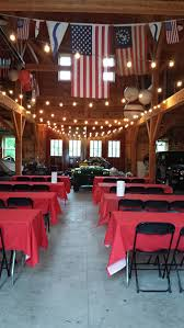 The Barn Cafe Cafe Lights For Weddings And Rehearsal Dinners