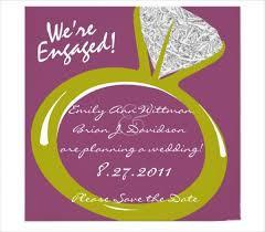 Engagement Ceremony Invitation 32 Engagement Invitation Designs Design Trends Premium Psd