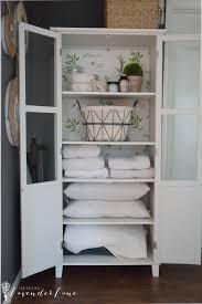 Mykirklands by Adding Wallpaper To The Linen Cabinet Seeking Lavender Lane