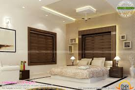 bedroom interior design in kerala exposed wooden beam ceiling