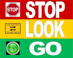 Floor Tape by Stop Look Go Floor Sign U2013 Industrial Floor Tape