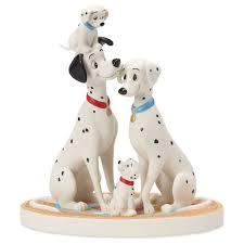 precious moments 101 dalmatians pongo perdita figurine