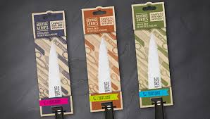 creative kitchen knives h creative brand design and packaging design leeds