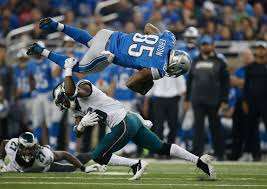 eagles at lions on thanksgiving newsday