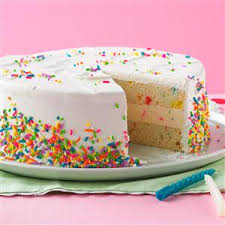birthday cake birthday cake recipe taste of home