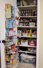 How To Organize A Pantry With Deep Shelves pantry organization pantry challenge finale