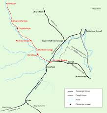 England Train Map by Don Valley Railway Wikipedia