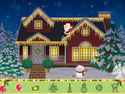 house decoration games christmas house decorating games